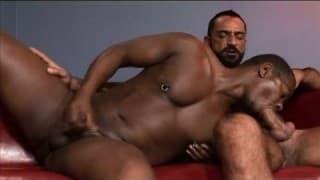 Gay νέγρος πορνό