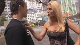 Horny sex session