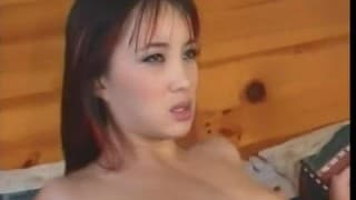 Katsuni takes one to the ass