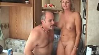 Couples mature exhibitionist