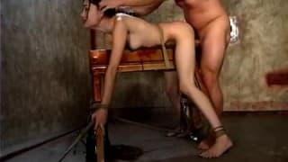 BDSM sex for Sasha Grey
