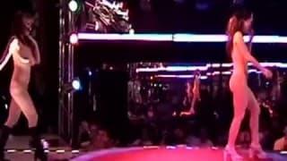A voyeur in a club