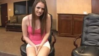 One of the first scenes of Tori Black