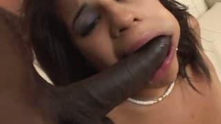 Choke on my dick bitch