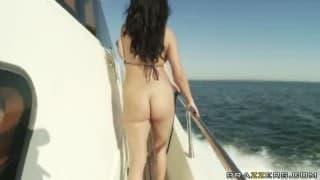 Cruising in the twat-lantic ocean