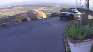 Lucky guy gets revenge on the police
