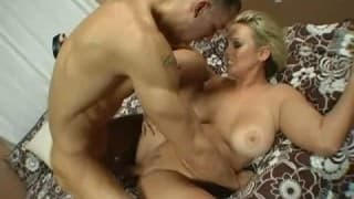Fucked....!!! Busty Pornstar Abbey Get's pounded