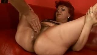 Plump Mature Pounded like she was 18