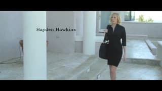 Butter Fly Blue With Hayden Hawkins