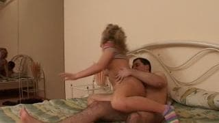 Young Teen Loves Mature Experienced Dick..!!!