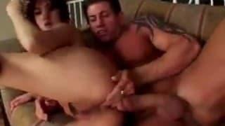 Katsuni's cock digestion