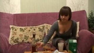 The shameless french girl