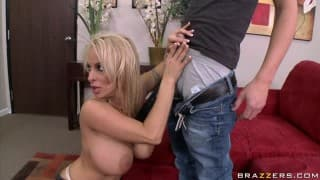 Holly Halston loves it hard!