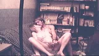 An amateur fucked on camera by her boyfriend