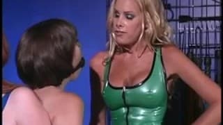 Domination and torture for a lesbian