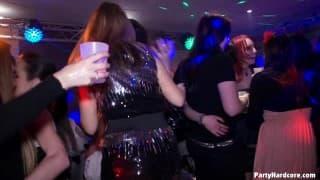 Nightclub sucking