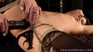Madison Parker looks for domination