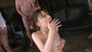 Aiko Hirose likes to have few cocks for her