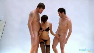 Jasmine Arabia- Two lads for herself