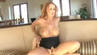 Janet Mason and her elastic legs