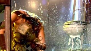 Sarah Vandella- Breathtaking masturbation