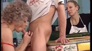Sex compilation with old people