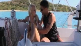 Carla Cox gets fucked on a cruise