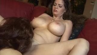 Sexy Vanessa and June Summers!