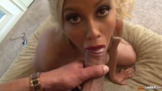 Bridgette B in a bestial porn