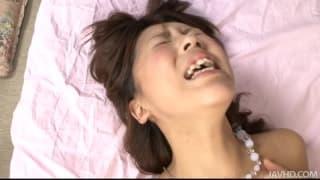 Maki Sakashita in a JavHD video
