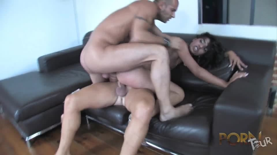 Double Anal Atm Gangbang