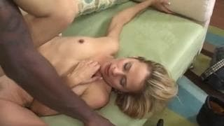 Peyton Leigh destroyed by a giant dick