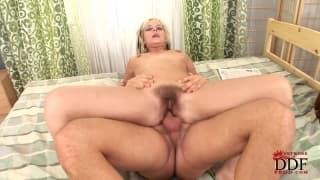 Alex S is an actress very hairy and horny