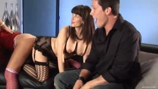 Sex with Rachel Devine Carrie Ann and Lucky Benton