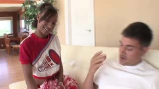Nevaeh Givens is a girl who loves to have sex