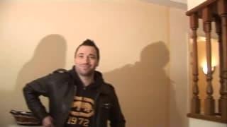 A couple of amateurs attend a porn casting