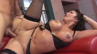 Ava Devine is the sluttiest milf we have seen