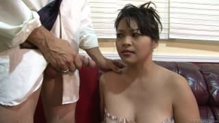 Mika Tan is a Japanese woman who is eager to fuck