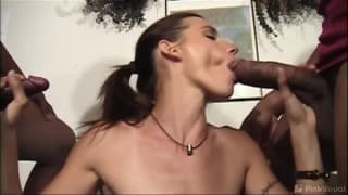 Cherie is a whore who loves having sex