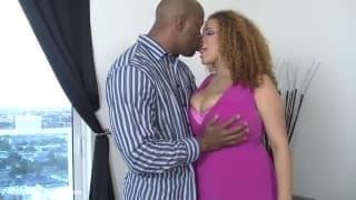 This black guy just wants Selena Star's big tits