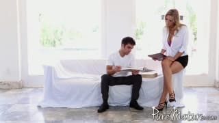 Tanya Tate wants this man and she will have him!