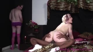 Candy Monroe loves to perform in sex videos!