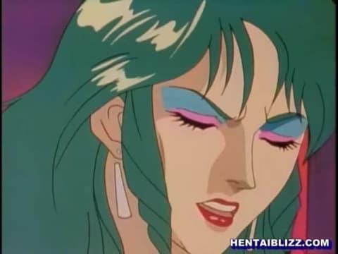 Lesbian Group Deep Throat Fetish Hentai Toon Cartoon