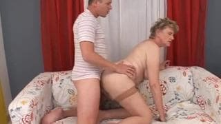 Luciana E loves to be fucked by younger guys