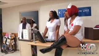 WCP CLUB - black horny nurses