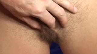 Gloria DeFrancesco has her hairy filled with cum