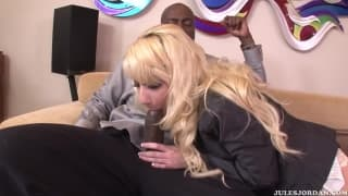 Missy Woods gets her holes poked by Lexington