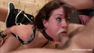 Tory Lane wants to enjoy these big cocks
