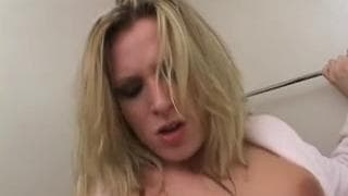 Harmony Rose only likes to be fucked in the ass