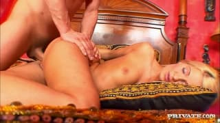 Cindy Love loves to play with cock